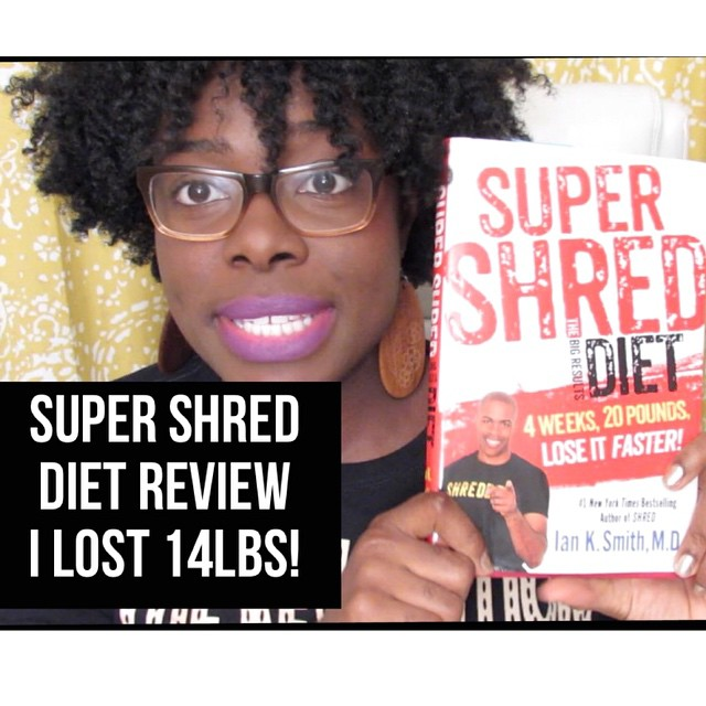 shred diet book free