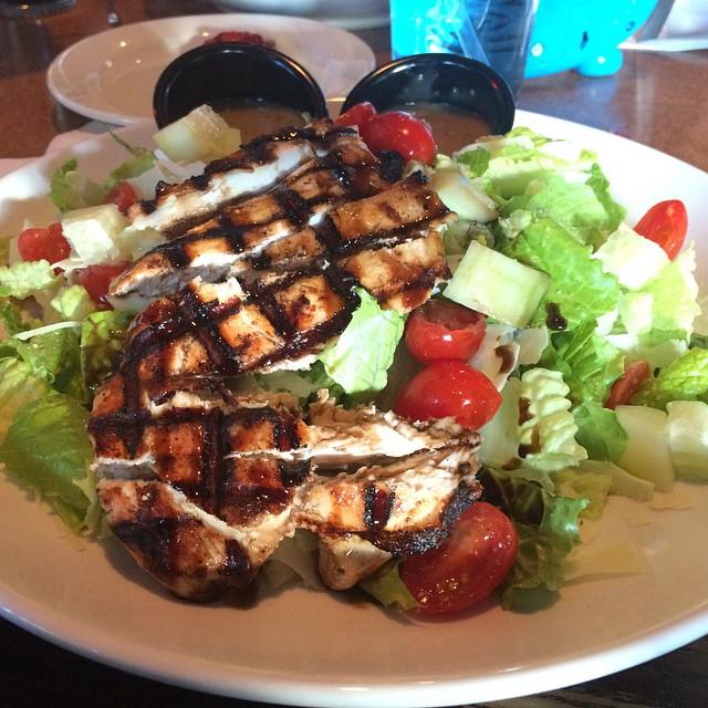 Balsamic Glazed Chicken Salad