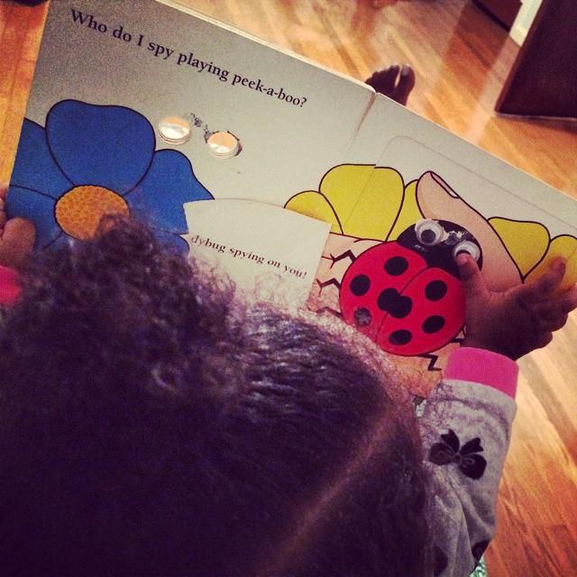 bedtime story for Elle