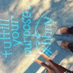 Fulfill your purpose hhny fromwhereistand fall park photooftheday
