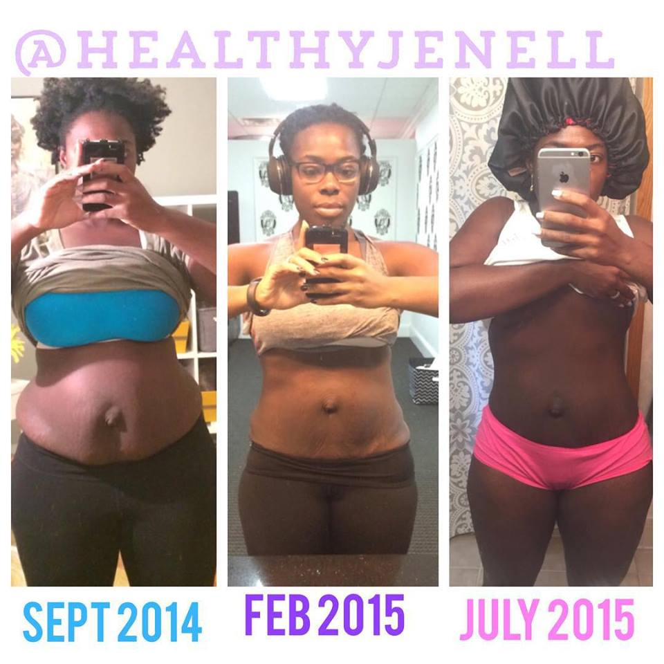 healthyJenell on FB & IG