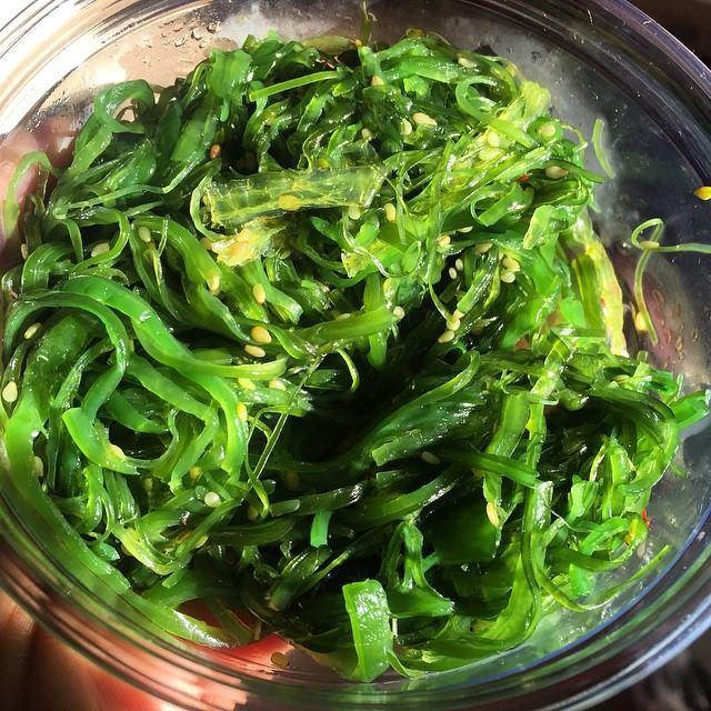 I Love to Eat Seaweed
