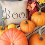 Its officially Fall! americanmademsl falldecor pumpkins boo autumn